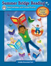 Summer Bridge Reading, Grades K - 1