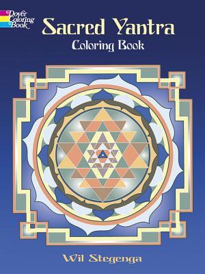 Sacred Yantra Coloring Book