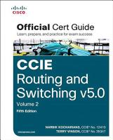 CCIE Routing and Switching v5 0 Official Cert Guide  Volume 2 PDF