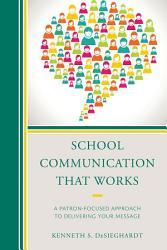 School Communication That Works Book PDF