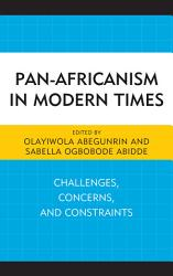 Pan Africanism in Modern Times PDF