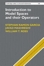 Introduction to Model Spaces and their Operators PDF