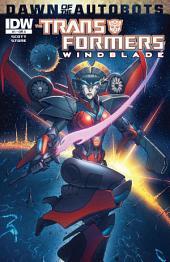 Transformers: Windblade #1
