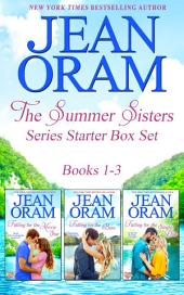 The Summer Sisters: Series Starter Box Set (Book 1-3): Beach Reads Billionaire Romances