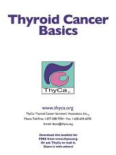 Thyroid Cancer Basics