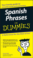 Spanish Phrases For Dummies PDF