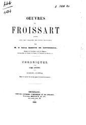 Chroniques de Froissart: 1356-1364
