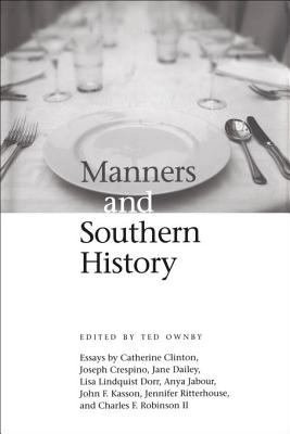 Manners and Southern History
