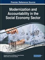 Modernization and Accountability in the Social Economy Sector PDF