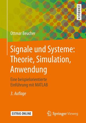 Signale und Systeme  Theorie  Simulation  Anwendung PDF