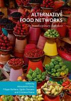 Alternative Food Networks PDF