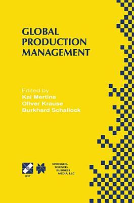 Global Production Management PDF