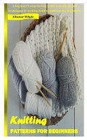 Knitting Patterns for Beginners PDF