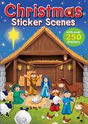 Christmas Sticker Scenes PDF