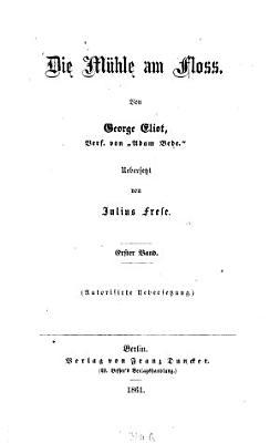 Die M  hle am Floss PDF