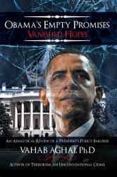 Obama S Empty Promises Vanished Hopes Book PDF