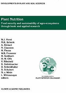 Plant Nutrition