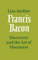 Francis Bacon  Discovery and the Art of Discourse PDF