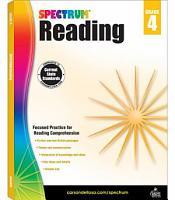 Spectrum Reading Workbook Grade 4