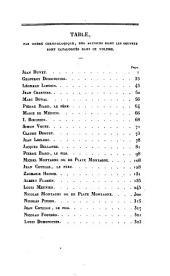 Le peintre-graveur français: ou Catalogue raisonné des estampes gravées par les peintres et les dessinateurs de l'école française. Ouvrage faisant suite au Peintre-graveur de M. Bartsch, Volume4