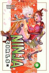Ninja Girls: Volume 9