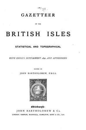 Gazetteer of the British Isles PDF
