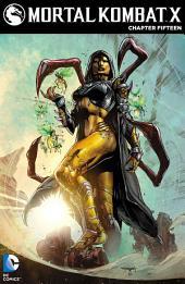 Mortal Kombat X (2015-) #15