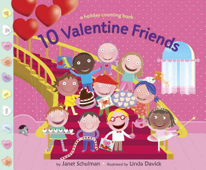 Ten Valentine Friends