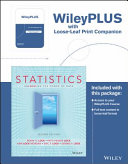 Statistics   Wileyplus