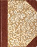 ESV Single Column Journaling Bible  Antique Floral Design