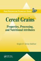 Cereal Grains PDF