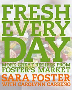 Fresh Every Day Book