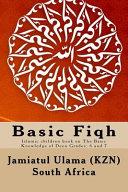 Basic Fiqh
