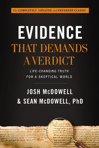 Download Evidence That Demands a Verdict Book