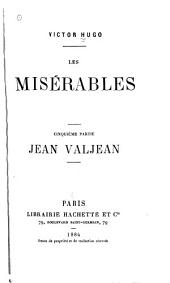 Les misérables: Volume 5