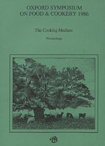 Oxford Symposium on Food & Cookery, 1986