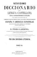Nov  simo diccionario de la Lengua Castellana  con la correspondencia Catalana PDF