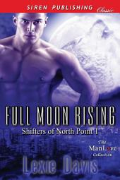 Full Moon Rising [Shifters of North Point 1]