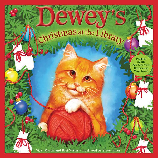 Download Dewey s Christmas At the Library Book