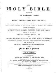 Pt 1 Psalms To Maccabees Book PDF