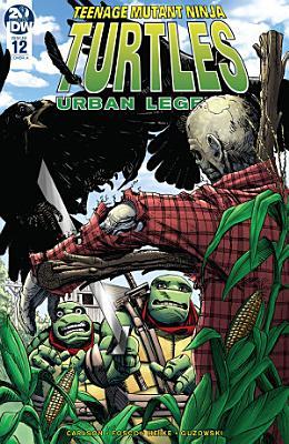 Teenage Mutant Ninja Turtles  Urban Legends  12 PDF