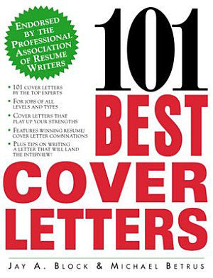 101 Best Cover Letters