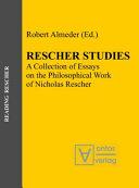 Rescher Studies PDF