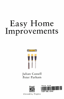 Easy Home Improvements PDF