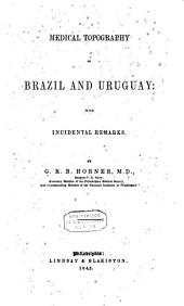 Medical Topography of Brazil and Uruguay ...