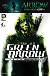 Green Arrow: Year One Special Edition (2014-) #1