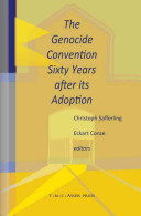 The Genocide Convention Sixty Years after its Adoption PDF