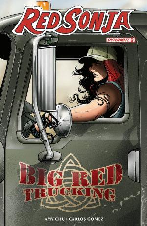 Red Sonja  Vol  4   9