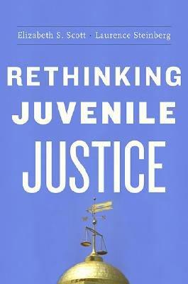 Rethinking Juvenile Justice PDF