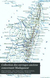 Collection des ouvrages anciens concernant Madagascar: Volume4